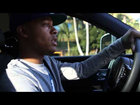 """""""A Day In The Life Of Shad Moss""""  Webisode Live from Hollywood"""