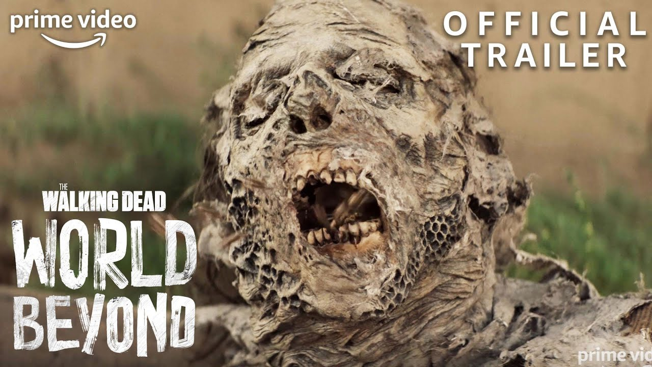 Download The Walking Dead: World Beyond | Official Trailer | Prime Video