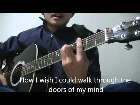 Tears and Rain guitar cover by JAMES BLUNT