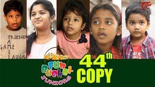 Fun Bucket JUNIORS | Episode 44 | Kids Funny Videos | Comedy Web Series | By Sai Teja | TeluguOne