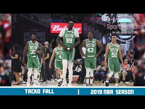 Tacko Fall Intro and  2019/20 Season Highlights | NBA