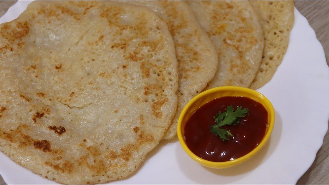 ದೋಸೆ ಮಾಡೋಕೆ ದಿನಗಟ್ಟಲೆ ಅಕ್ಕಿ ನೆನೆಸೋ ಚಿಂತೆ ಬೇಡ ಸ್ಪಾಂಜ್ ತರ ದೋಸೆ ಮಾಡಬಹುದು  spongy dosa recipe in Kannada
