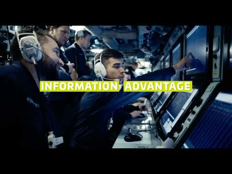 Thales in the UK naval capabilities: creating a Maritime environment we can all trust