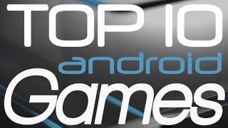 ТОП-10 Лучших Андроид Игр Февраль 2015