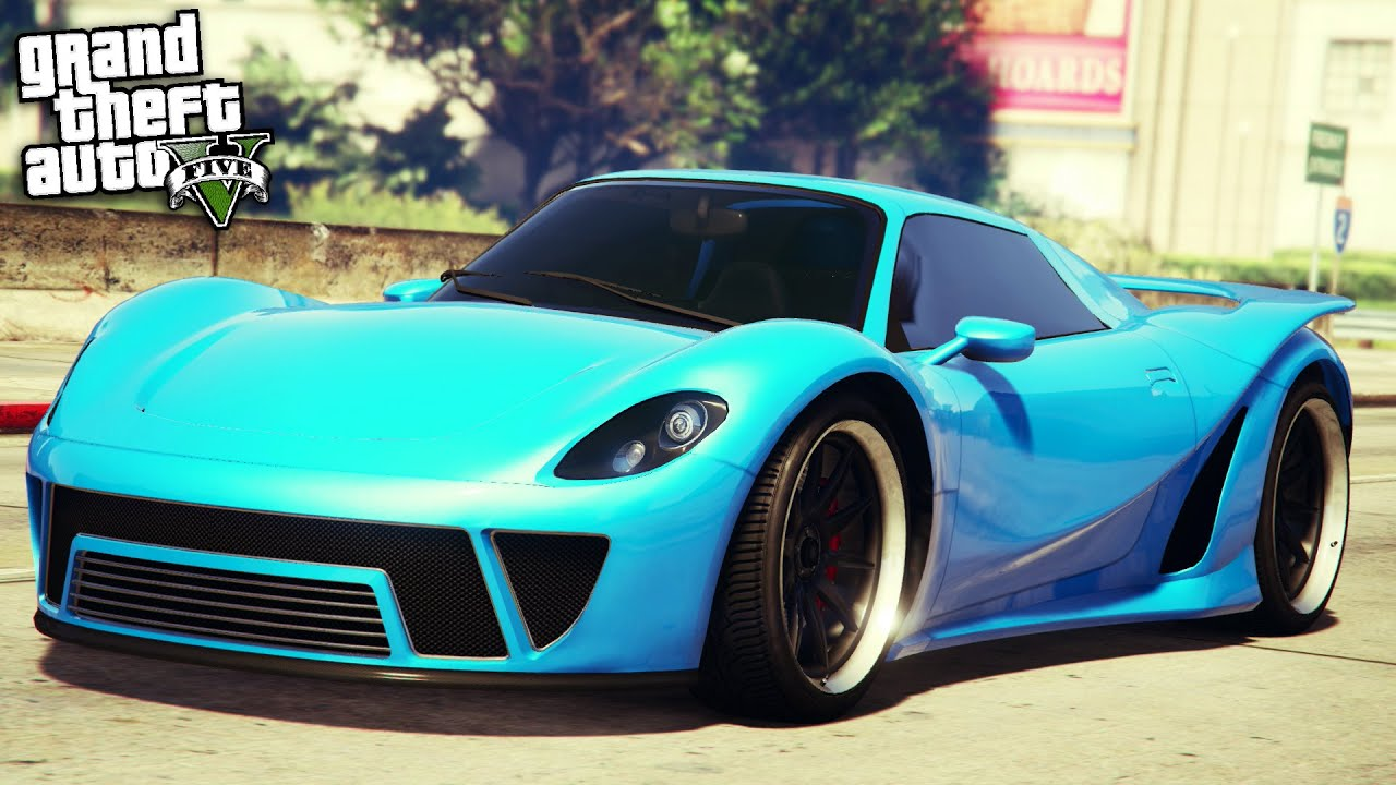 GTA Online: New PFISTER 811 Super Car Customisation & Showcase! (GTA ...