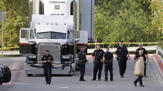 Human trafficking survivors recall horror inside stifling trailer