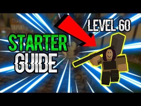 STARTER GUIDE! | DUNGEON QUEST | ROBLOX