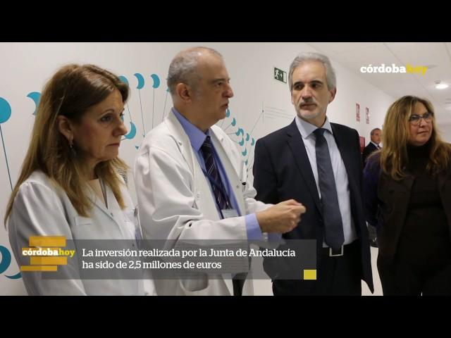 Reina Sofía cuenta con una nueva farmacia más eficaz y segura