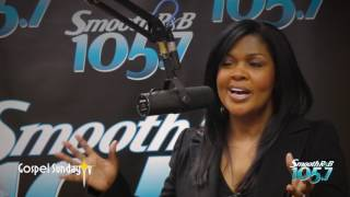 CeCe Winans Talks New Album, the Clark Sisters, and starting a church!