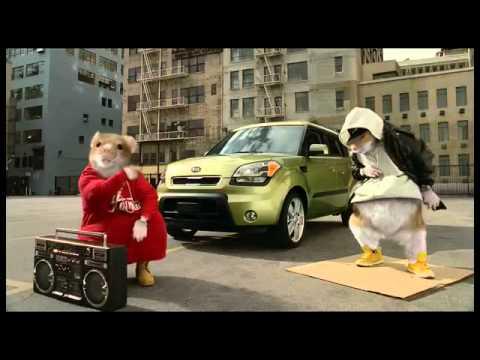 2010 Kia Soul Hamster Commercial