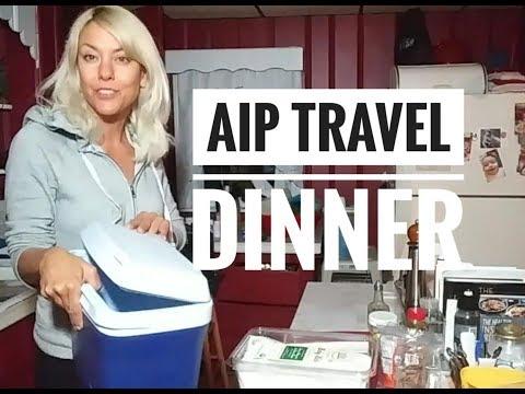 AIP Travel Dinner