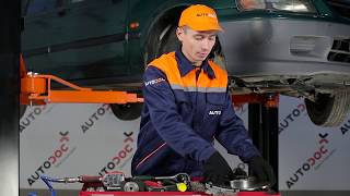 Wie HONDA CIVIC VI Fastback (MA, MB) Lagerung Stabilisator austauschen - Video-Tutorial