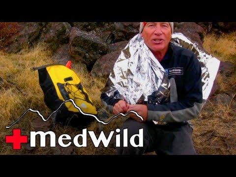 Wilderness Survival: Space Blankets