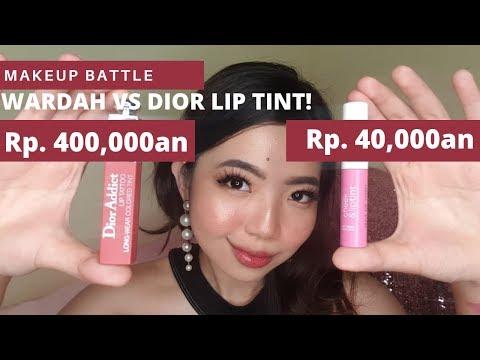 dior-lip-tattoo-vs-wardah-cheek-&-lip-tint!-[bahasa-indonesia]