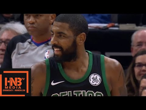 Boston Celtics vs Detroit Pistons 1st Half Highlights / Week 8 / Dec 10
