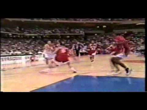 1996 NBA Draft Preview Iverson, Nash, Kobe Bryant