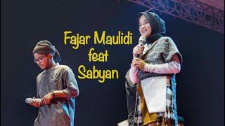 FAJAR feat SABYAN (HUT Kota Banda Aceh)