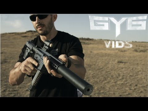 9mm AR-15 that takes GLOCK mags! The Angstadt Arms UDP-9 -[FULL REVIEW]