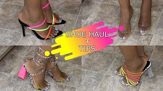 Affordable ALIEXPRESS Shoe Haul + Tips