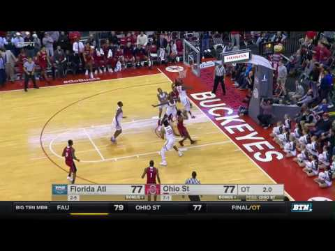 Florida Atlantic at Ohio State - Men