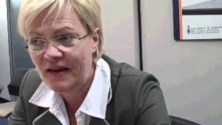 Interview with the Norwegian Minister of Education Kristin Halvorsen