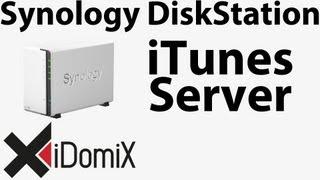 Synology DiskStation iTunes Server einrichten