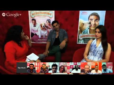 Hangout with Akshay Kumar & Tamannaah Bhatia #Entertainment