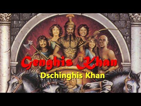 Genghis Khan - Dschinghis Khan - Lyrics/บรรยายไทย