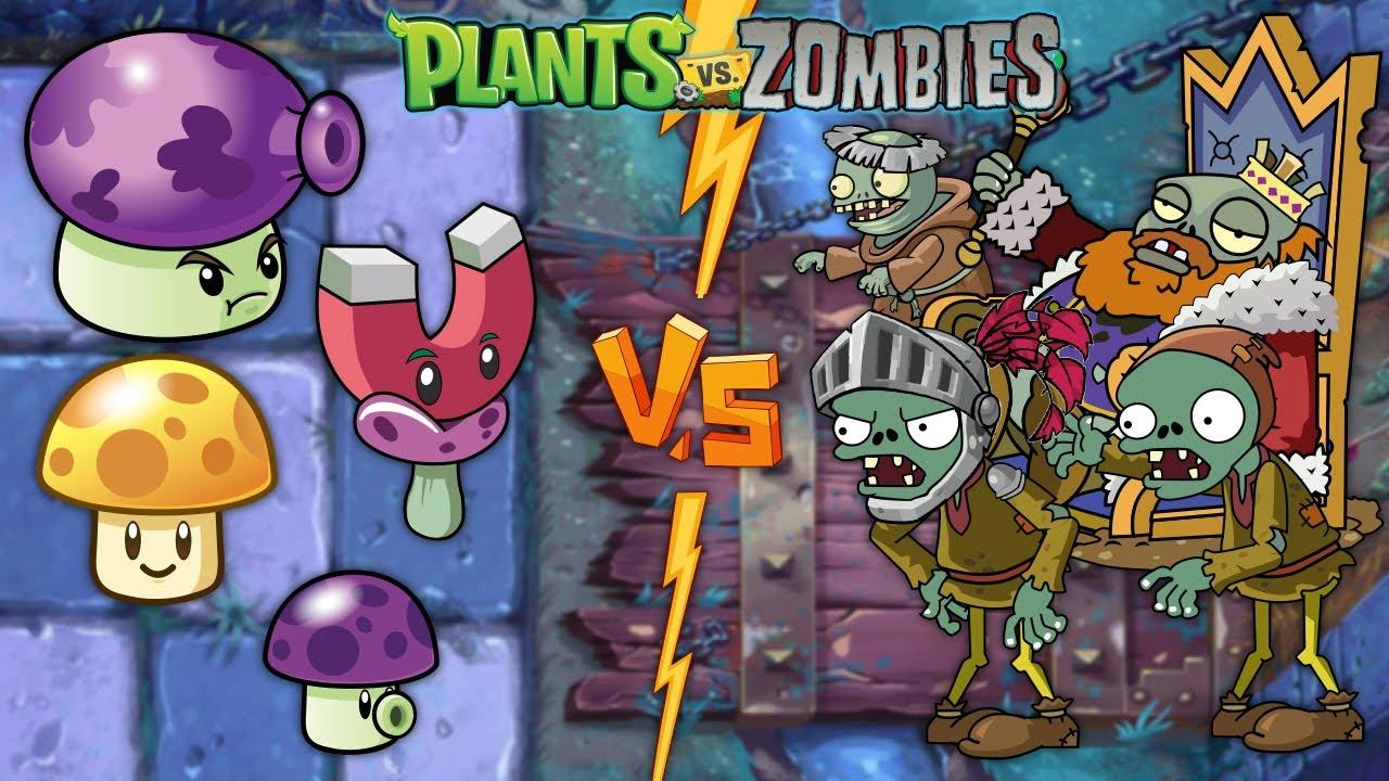 Plants Vs Zombies Best PVZ Animation - Episode 7 - Primal Cartoon Anime Video PVZ