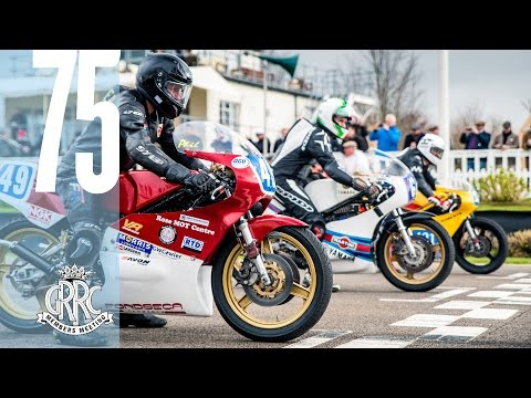 Hailwood Trophy full race | 75MM