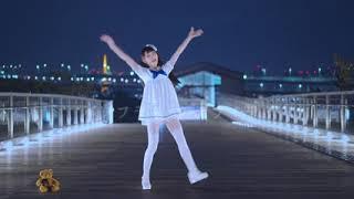 Japan style hot girl dance sing