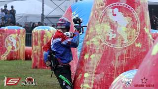 Houston Heat vs. Russian Legion - 2012 PSP Galveston Island - Paintball Rivalry