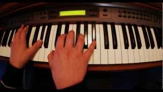 Zedd - Spectrum (Piano Version) Cover