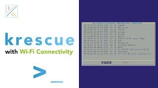 Krescue with Wi-Fi