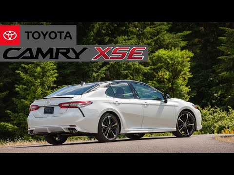 2020-toyota-camry-v6-xse-(full-review)-new-features?!