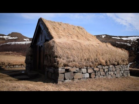 Turf houses, Iceland's architectural jewels