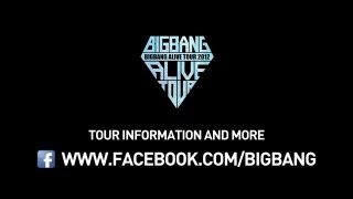 BIGBANG ALIVE TOUR 2012 - Official Trailer