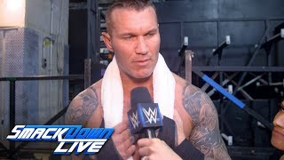 Will Randy Orton be the best in the world?: SmackDown Exclusive, Oct. 9, 2018