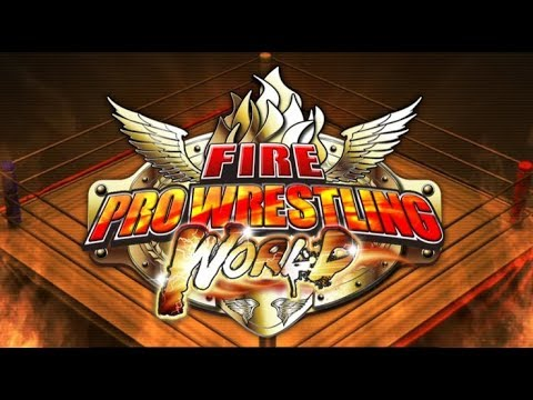 FIRE PRO WRESTLING WORLD (PS4) - LIVE STREAM (ONLINE)