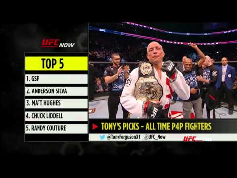 UFC Now Ep. 306: Top 5 All Time P4P Fighters