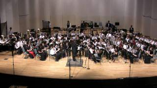 The Symphony of Souls - 2011 GMEA Middle School All State Band