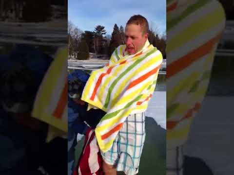 Ice Plunge // January 5, 2013