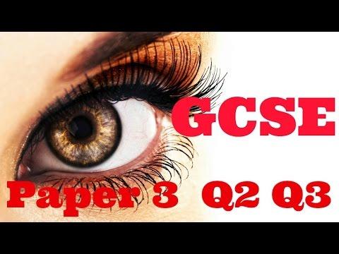 Cambridge IGCSE Paper 3 How To Answer Narrative And Descriptive Questions (0522 And 0500)