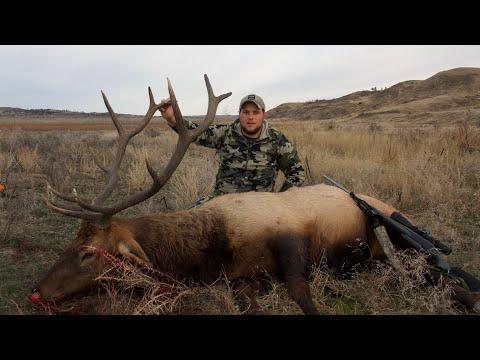 Montana Elk Hunt Missouri River Breaks