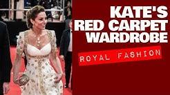 Royal Fashion: Kate Middleton wows at BAFTA Awards 2020