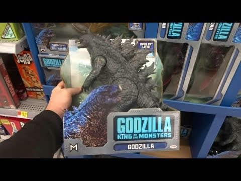 Download Toy Hunting New Godzilla Toys At Walmart 2019 MP3