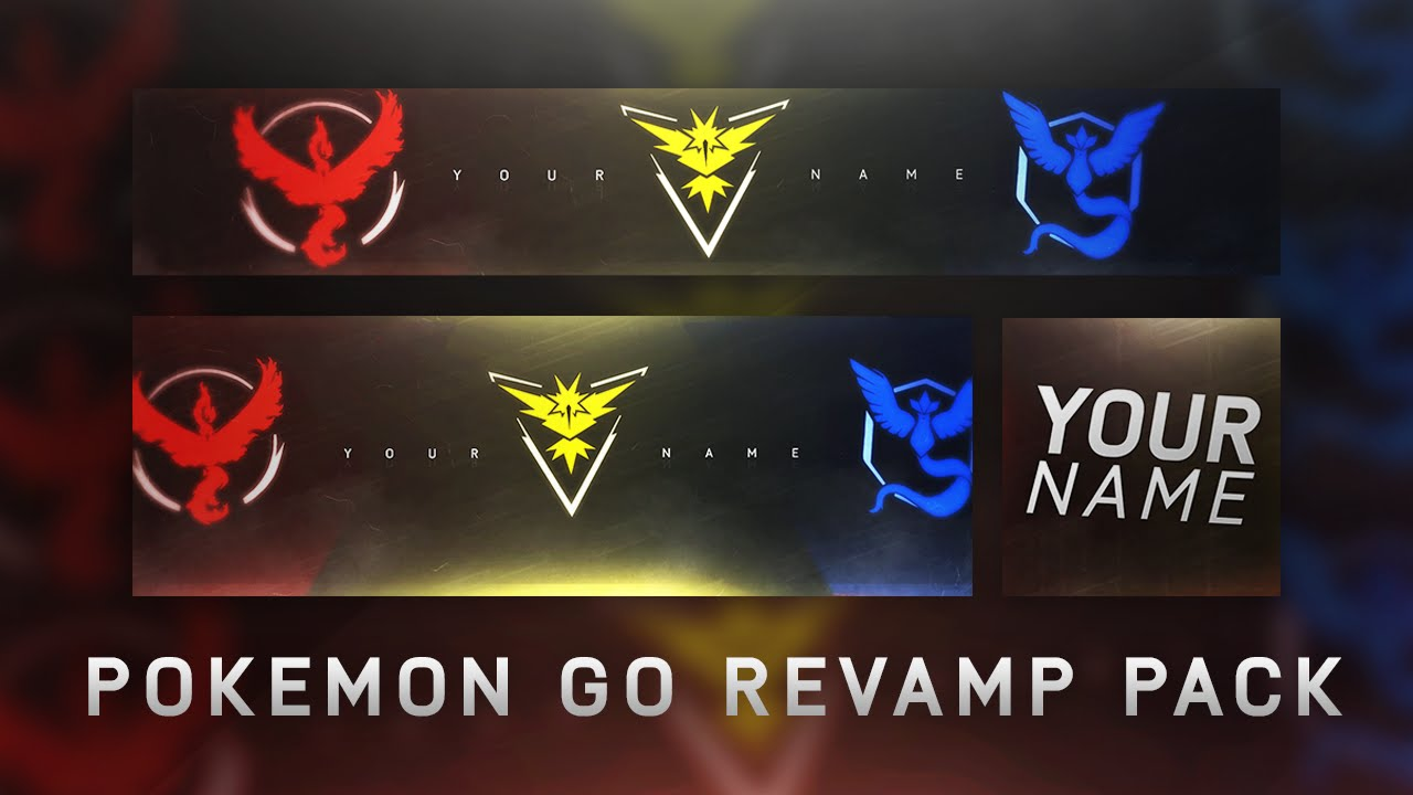 Free Pokemon Banner Template Download Revamp