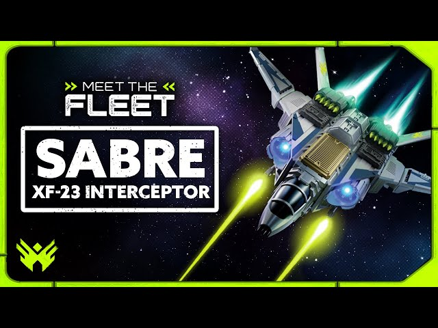SABRE XF-23 Interceptor