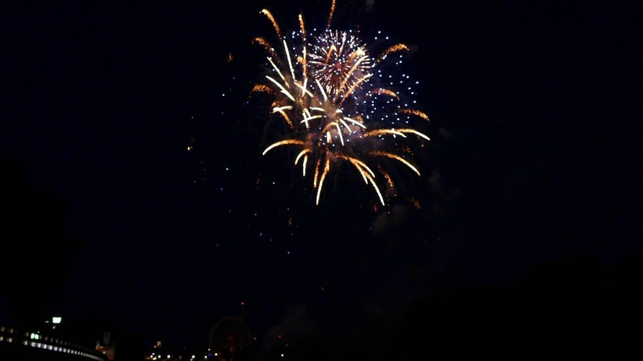 Feuerwerk Dult Regensburg