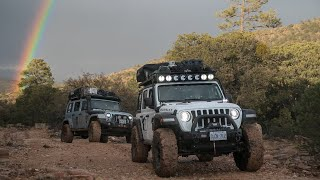 HITTING THE TRAILS WITH LIFESTYLE OVERLAND P.1 /// EFRT S5•EP16